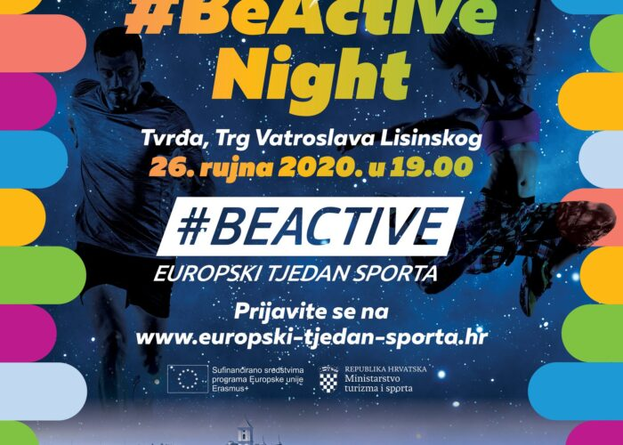 #BeActive Night Osijek